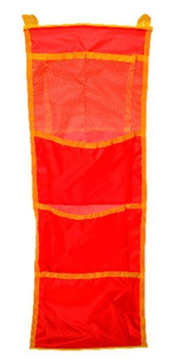 Предмет игрового обихода КармашкиИгровая деятельность в ДОО<br>Материал: текстиль.<br><br>Год: 2016<br>Высота: 600<br>Ширина: 200<br>Толщина: 2