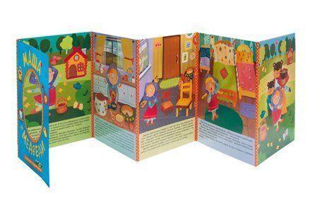 Маша и медведи. Сказки-гармошкиКнижки-игрушки<br>Яркая книжка Маша и медведи серии Сказки-гармошки обязательно заинтересует вашего ребенка и принесет ему много радости. Ведь теперь он может заглянуть в любимую историю о Маше и медведях, для этого достаточно просто развернуть гармошку и заглянуть в...<br><br>Год: 2016<br>ISBN: 978-5-4315-0899-8<br>Высота: 220<br>Ширина: 165<br>Толщина: 3