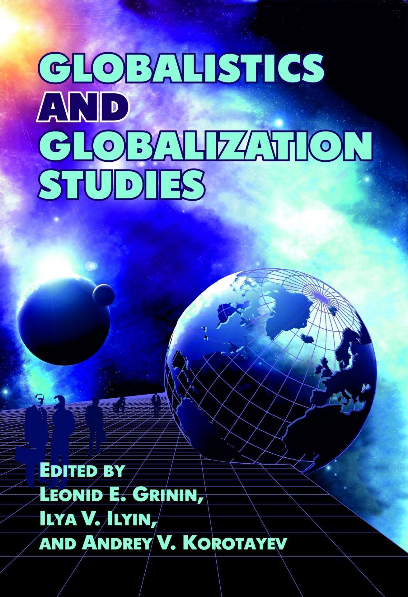 Globalistics and globalization studiesВУЗ<br>Глобализация сегодня выступает как центральный по важности глобальный процесс, при том что общее число глобальных процессов, оказывающихся в фокусе научного рассмотрения, постоянно растет. Глобализация многолика, она принимает свой образ в разных странах,...<br><br>Авторы: Гринин Л. Е., Ильин И.В., Коротаев А. В.<br>Год: 2012<br>Серия: Для студентов и преподавателей<br>ISBN: 978-5-7057-3167-1