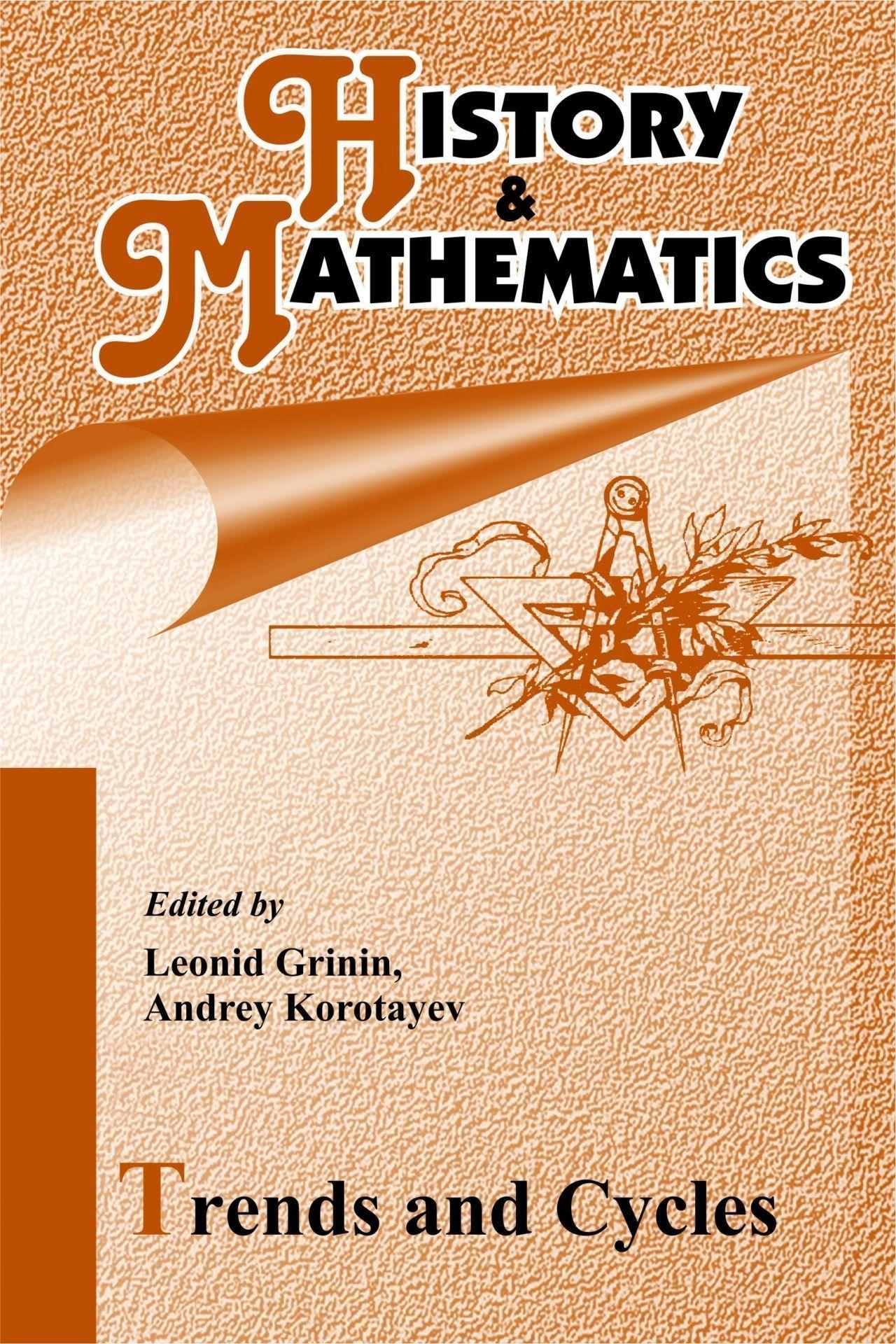 History &amp; Mathematics: Trends and Cycles. Yearbook. 2014Альманахи<br>Настоящий ежегодник (четвертый в серии) называется «Тренды и циклы». Он посвящен циклической динамике в обществе и природе; особое внимание уделено экономическим и демографическим объектам, в частности математическому моделированию динамики мальтузианской...<br><br>Авторы: Grinin Leonid, Korotayev Andrey<br>Год: 2014<br>Серия: Для студентов и преподавателей<br>ISBN: 978-5-7057-4223-3<br>Высота: 210<br>Ширина: 140<br>Толщина: 15<br>Переплёт: мягкая, склейка
