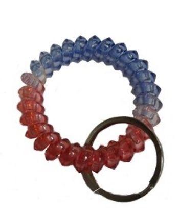 Брелок пластиковыйБрелоки, подвески, зеркала<br>Брелок диаметром 50 мм, представлен в ассортименте.Выбор конкретных цветов не предоставляется.<br><br>Год: 2017