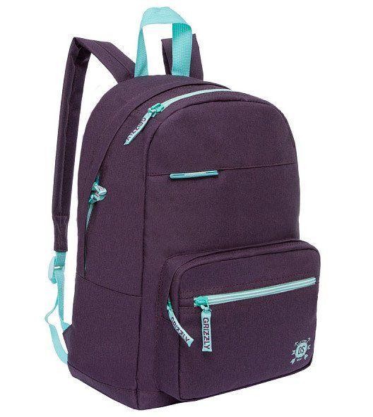 Рюкзак школьный Grizzly, фиолетовыйРюкзаки, ранцы, сумки<br>Рюкзак молодежный, одно отделение, карман на молнии на передней стенке, объемный карман на молнии на передней стенке, внутренний карман на молнии, внутренний укрепленный карман для планшета, укрепленная спинка, карман быстрого доступа в верхней части рюкз...<br><br>Год: 2016