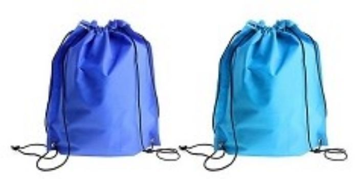 Мешок для обуви на стяжке шнурком, синийСумки для обуви<br>Материал: текстиль.Сумка представлена в ассортименте. Выбор конкретных цветов и моделей не предоставляется.<br><br>Год: 2017<br>Высота: 380<br>Ширина: 330<br>Толщина: 2