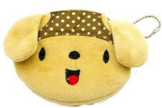 Кошелек плюшевый Собака, бежевыйИгры и игрушки<br>Материал: полиэстер.<br><br>Год: 2017<br>Высота: 95<br>Ширина: 120<br>Толщина: 10