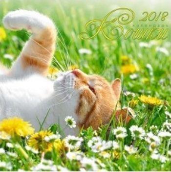 Календарь перекидной настенный Домашние любимцы. Грациозные коты 2018Календари перекидные<br>Вашему вниманию предлагается настенный перекидной календарь на скрепке на 2018 год.Размер календаря в развернутом виде 56 см.<br><br>Год: 2017<br>Высота: 280<br>Ширина: 290<br>Толщина: 2