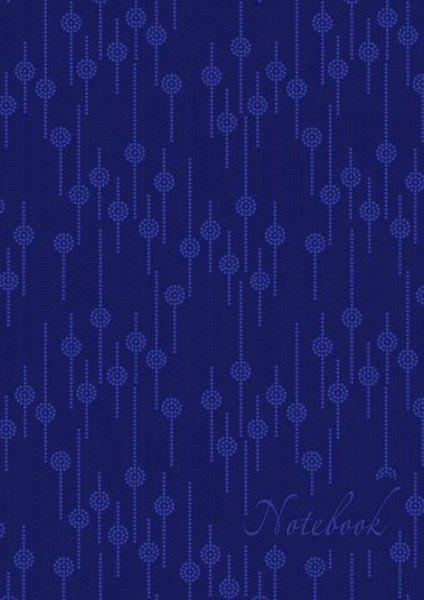 Записная книжка Фактура на синем, А6Формат А6<br>Записная книжка, 192 стр., линейка, обложка твердая.<br><br>Год: 2017<br>Высота: 170<br>Ширина: 125<br>Толщина: 10