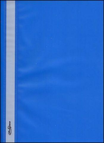 Папка-скоросшиватель Officespace\А4 синийПапка-скоросшиватель<br>Папка-скоросшиватель обеспечит сохранность файлов и документов и станет незаменимым атрибутом работы в офисе. Папка имеет верхний прозрачный лист, место под выдвижную полосу для пометок и снабжена скоросшивателем.Формат А4.<br><br>Год: 2012<br>Высота: 310<br>Ширина: 230<br>Толщина: 2