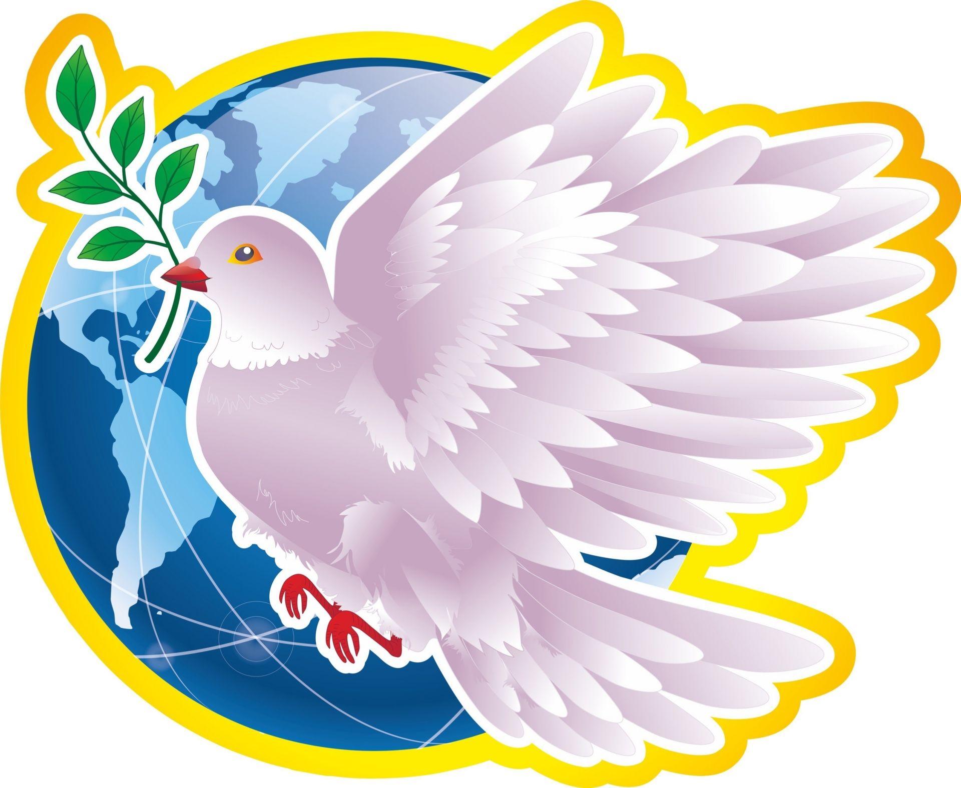 Плакат вырубной Голубь мира: 242х289Товары для оформления и проведения праздника<br>.<br><br>Год: 2018<br>Серия: Вырубные фигуры для оформления<br>Высота: 289<br>Ширина: 242<br>Переплёт: набор
