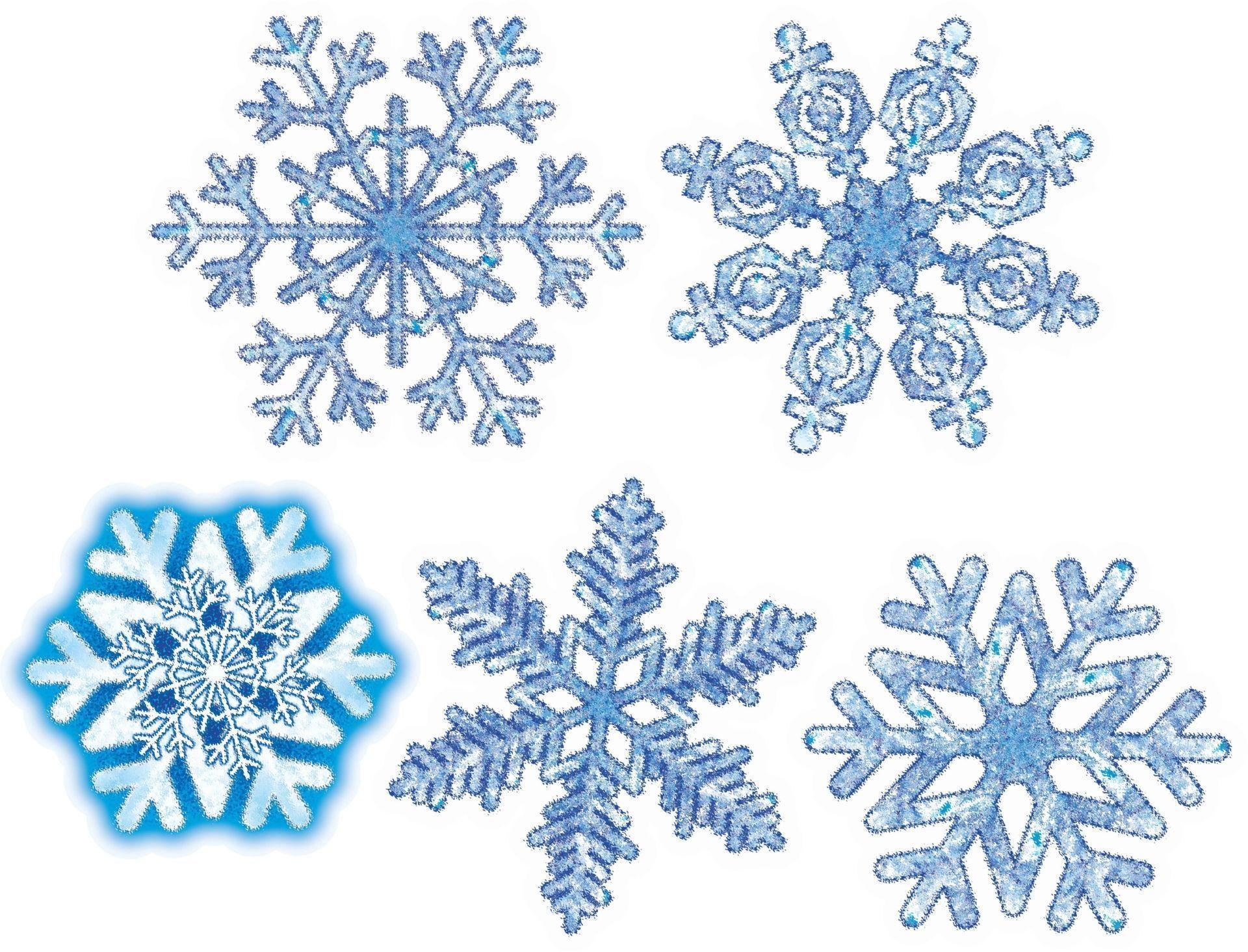 Комплект вырубных оформительских фигур СнежинкиТовары для оформления и проведения праздника<br>.<br><br>Год: 2017<br>Серия: Вырубные фигуры для оформления<br>Высота: 245<br>Ширина: 290<br>Переплёт: набор