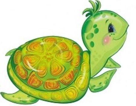 Плакат вырубной ЧерепахаВырубные фигуры<br>.<br><br>Год: 2017<br>Высота: 235<br>Ширина: 245<br>Толщина: 1