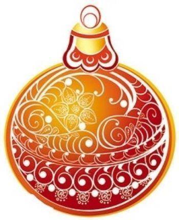 Открытка-мини Шарик новогоднийТовары для оформления и проведения праздника<br>Материал: картон.<br><br>Год: 2017<br>Высота: 130<br>Ширина: 105<br>Толщина: 1
