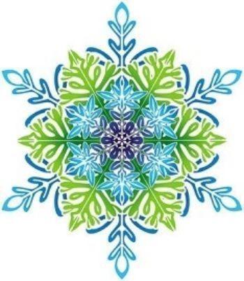 СнежинкаТовары для оформления и проведения праздника<br>Материал: картон.<br><br>Год: 2017<br>Высота: 160<br>Ширина: 160<br>Толщина: 1