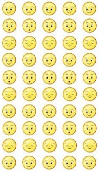 Наклейки для поощрения на самоклеящейся бумаге СмайликиПоощрительные карточки, наклейки<br>Веселые смайлики помогут взрослым отметить особую старательность маленьких учеников в выполнении заданий и оценить их работу необычной пятеркой.Благодаря небольшому размеру, наклейка не займет много места на странице ученической тетради.<br><br>Год: 2017<br>Высота: 160<br>Ширина: 95<br>Толщина: 1