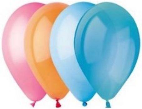 Шарик воздушный Пастель, 5, ассортиВоздушные шары<br>Материал: латекс.Шарики представлены в ассортименте. Выбор конкретных цветов не предоставляется.<br><br>Год: 2018