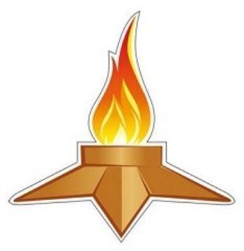 Открытка-мини Вечный огоньОткрытки<br>Мини-открытка для аппликаций.Материал: картон.<br><br>Год: 2018<br>Высота: 135<br>Ширина: 130<br>Толщина: 1