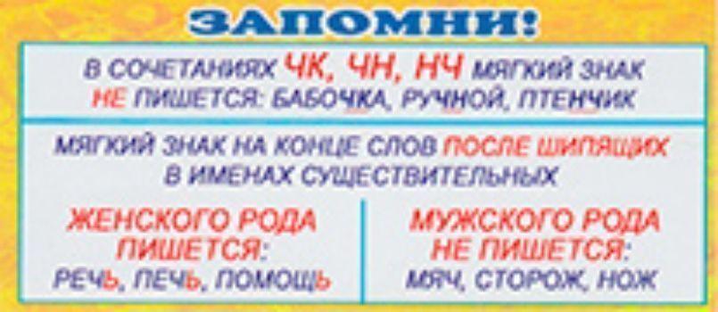 Карточка. Запомни ЧК, ЧН, НЧЗакладки<br>Карточка-шпаргалка по русскому языку.Материал: картон.<br><br>Год: 2014<br>Высота: 60<br>Ширина: 130<br>Толщина: 1