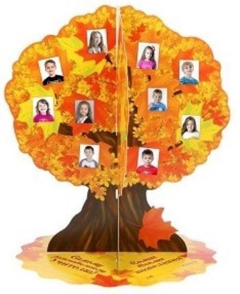 Фоторамка-дерево для фотографий учеников Самому замечательному учителюОткрытки<br>Фоторамка с местом под фото учеников - прекрасный выбор для создания атмосферы праздника.Материал: картон.Этот товар можно преподнести в качестве подарка к празднику.<br><br>Год: 2017<br>Высота: 350<br>Ширина: 300<br>Толщина: 3
