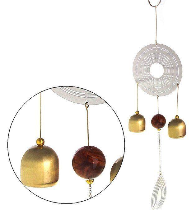 Музыка ветра СфераАксессуары и сувениры<br>Музыка ветра Сфера 2 колокольчика, 1 фигурка притягивает удачу и благосостояние, а также защищает от бед и невзгод ваше жилище. Эта маленькая вещица имеет настолько мощную энергетику, что защитит от негативного влияния целое здание или ваше душевное рав...<br><br>Год: 2016