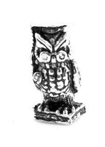 Умная сова кошельковаяТалисманы, обереги<br>Предлагаем вашему вниманию кошельковые денежные сувениры - прекрасный выбор для тех, кто хочет сделать запоминающийся презент родным и близким.Материал: олово.Этот товар можно преподнести в качестве подарка к празднику.<br><br>Год: 2017