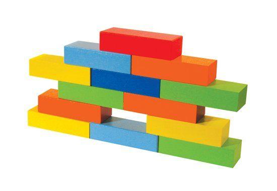 Конструктор КирпичикиЛабиринты, головоломки, конструкторы<br>Конструктор Кирпичики состоит из 18 деталей, окрашенный в 9 цветов идеально подходит детям от 1 года, потому как отвечает важнейшим требованиям, предъявляемым к детским игрушкам.Играя с конструктором, ваш малыш легко запомнит названия основных цветов. И...<br><br>Год: 2015<br>Высота: 260<br>Ширина: 260<br>Толщина: 35