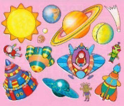 Трафареты КосмосРисование<br>Тонкие и прозрачные трафареты с закругленными краями учат ребенка обводить контуры предметов, дорисовывать и раскрашивать их. Они изготовлены из качественного гибкого пластика, внутри нет прорезей, которые причиняют неудобства малышу. Игра развивает мелку...<br><br>Год: 2014<br>Высота: 210<br>Ширина: 245<br>Толщина: 2