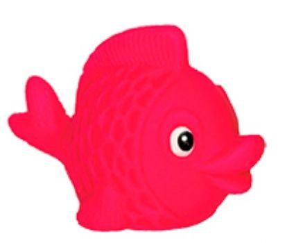 Игрушка для купания РыбкаИгрушки для купания<br>Игрушки выполнены из ПВХ пластизоля, экологически чистого материала и абсолютно безопасны для вашего ребенка. Цвет представлен в ассортименте, без возможности выбора.<br><br>Год: 2017