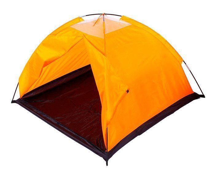 Палатка игровая ТигрДомики и палатки<br>Детская игровая палатка идеально подойдет для веселых игр, как на улице, так и в помещении. Она выполнена в виде обычной палатки, снабжена одним входом и сетчатым окошком. Каждый ребенок время от времени мечтает жить в своем собственном маленьком городке...<br><br>Год: 2015