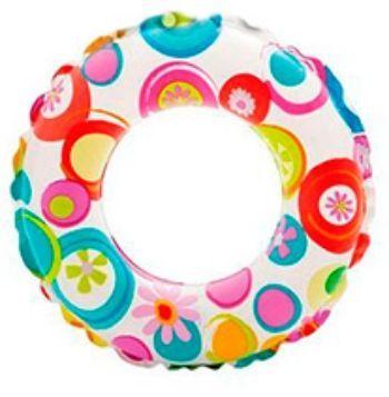 Круг надувной, прозрачный с рисункамиИгрушки для купания<br>Материал: прочный винил, устойчив к повреждениям.Для детей от 6 до 10 лет.Диаметр: 61 см.<br><br>Год: 2018<br>Высота: 240<br>Ширина: 160<br>Толщина: 10