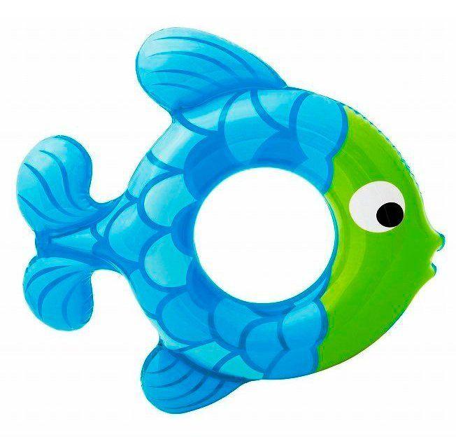 Круг надувной РыбкаДетские плавательные принадлежности<br>Материал: прочный винил, устойчив к повреждениям.Для детей от 3 до 6 лет.Размер рыбки: 77 х 76 см.<br><br>Год: 2017<br>Высота: 250<br>Ширина: 160<br>Толщина: 10