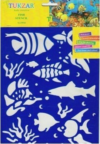Трафарет пластиковый Подводный мирРисование<br>Тонкие трафареты учат ребенка обводить контуры предметов, дорисовывать и раскрашивать их. Они изготовлены из качественного гибкого пластика, внутри нет прорезей, которые причиняют неудобства малышу. Игра развивает мелкую моторику и цветовосприятие, учит п...<br><br>Год: 2016<br>Высота: 305<br>Ширина: 200<br>Толщина: 2