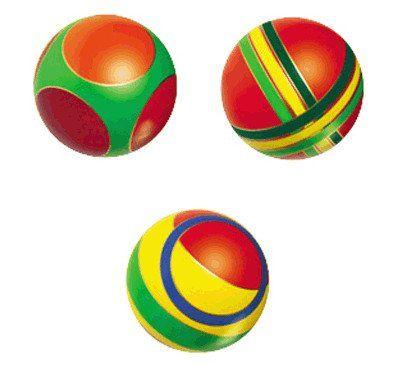 Игрушка МячИгры и игрушки<br>Мячи из ПВХ отличаются высоким качеством печати принтов. Картинка длительное время остается насыщенной и яркой.Диаметр 150 мм.Цвета микс. Выбор конкретных цветов и моделей не предоставляется.<br><br>Год: 2017
