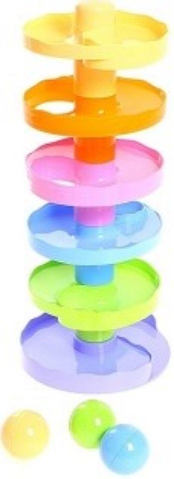 Игра Зайкина горка 2Игры и игрушки<br>Зайкина горка - это увлекательный лабиринт для разноцветных шариков. Веселые шарики катаются по лабиринту горки и развлекают малыша. Шарики яркие и содержат шумные элементы, которые привлекают внимание детей. Игра прекрасно развивает мелкую моторику, ...<br><br>Год: 2017<br>Высота: 400<br>Ширина: 150<br>Толщина: 150