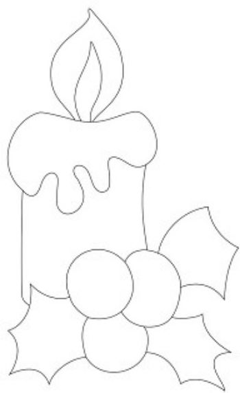 Трафарет для цветного песка Рождественская свечаКартины из песка<br>Трехслойная картонная основа с вырезанным лазером трафаретом для рисования песком. Формат А6.<br><br>Год: 2017<br>Высота: 150<br>Ширина: 105<br>Толщина: 1