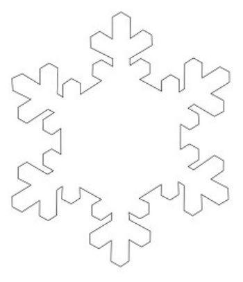 Трафарет для цветного песка СнежинкаКартины из песка<br>Трехслойная картонная основа с вырезанным лазером трафаретом для рисования песком. Формат А6.<br><br>Год: 2017<br>Высота: 150<br>Ширина: 105<br>Толщина: 1