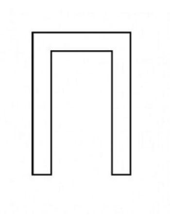 Трафарет для цветного песка. Русский алфавит ПКартины из песка<br>Трехслойная картонная основа с вырезанным лазером трафаретом для рисования песком. Формат А6.<br><br>Год: 2017<br>Высота: 150<br>Ширина: 105<br>Толщина: 1