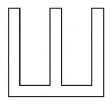 Трафарет для цветного песка. Русский алфавит ШКартины из песка<br>Трехслойная картонная основа с вырезанным лазером трафаретом для рисования песком. Формат А6.<br><br>Год: 2017<br>Высота: 150<br>Ширина: 105<br>Толщина: 1