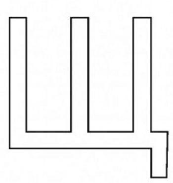 Трафарет для цветного песка. Русский алфавит ЩКартины из песка<br>Трехслойная картонная основа с вырезанным лазером трафаретом для рисования песком. Формат А6.<br><br>Год: 2017<br>Высота: 150<br>Ширина: 105<br>Толщина: 1