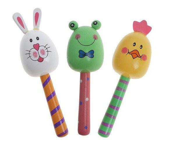 Игрушка музыкальна маракас Звери, миксМузыкальные инструменты, погремушки<br>Маракас - то музыкальный инструмент с пересыпащимис шариками внутри. Малыши очень лбт его, ведь он напоминает погремушку. Маракас издаёт притный шуршащий звук и позволет создавать короткие мелодии, под которые так весело танцевать.Игрушка развивает...<br><br>Год: 2017<br>Высота: 180<br>Ширина: 50<br>Толщина: 50