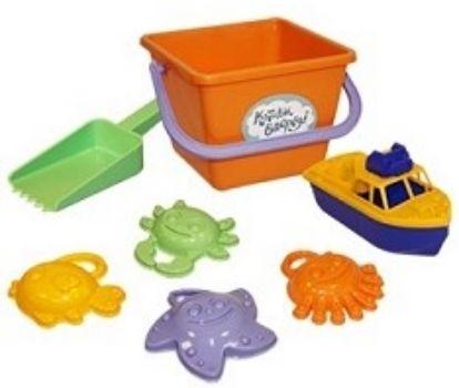 Песочный набор Котики, вперед! №2Игры и игрушки<br>Набор состоит из 7-ми предметов.Материал: пластик.Для детей от 2-х лет.<br><br>Год: 2017<br>Высота: 170<br>Ширина: 160<br>Толщина: 160
