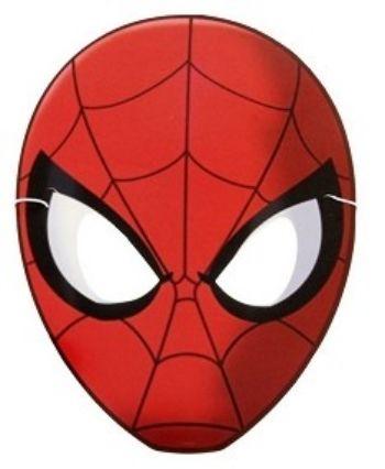 Маска карнавальная Человек-паукКарнавальные костюмы, маски, парики<br>Карнавальные маски являются неотъемлемым атрибутом праздников. С помощью такой маски можно за одну секунду превратиться в другого человека, животное или фантастическое создание. Карнавальные маски привлекают внимание и завершают праздничное облачение.Маск...<br><br>Год: 2017<br>Высота: 220<br>Ширина: 170<br>Толщина: 1