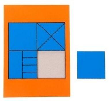Головоломка Монгольская играЛабиринты, головоломки, конструкторы<br>Детская развивающая игра - головоломка Монгольская игра. Квадрат, разделенный на части по принципу каждый раз пополам, набор из 11 фигур. Суть игры заключается в построении из плоских геометрических фигур различных силуэтов - животных, людей, растений...<br><br>Год: 2018<br>Высота: 140<br>Ширина: 100<br>Толщина: 3