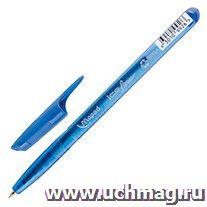 Купить Ручка шариковая одноразовая, синяя