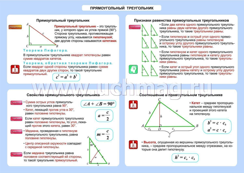 Как сделать из прямоугольного треугольника равнобедренный треугольник