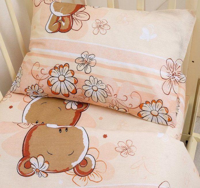 Комплект постельного белья Мишутки, 1,5 спальное