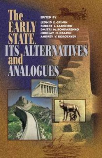 The Early State, It`s Alternatives and Analogues