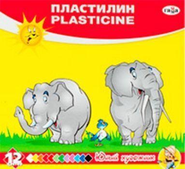 Пластилин Юный художник. 12 цветовПластилин<br>Классический пластилин, подходит для использования на занятиях в детском саду, дома и в школе. Предназначен для лепки и моделирования. Яркая цветовая гамма, легко размягчается и не липнет к рукам.В комплекте: пластилин 12 цветов.Для детей от 3-х лет.<br><br>Год: 2015<br>Высота: 150<br>Ширина: 160<br>Толщина: 12