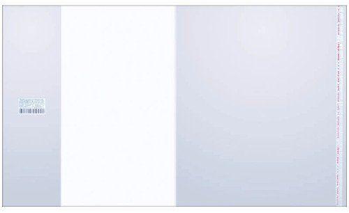 Обложка универсальная для учебников младших классов, с липким слоем