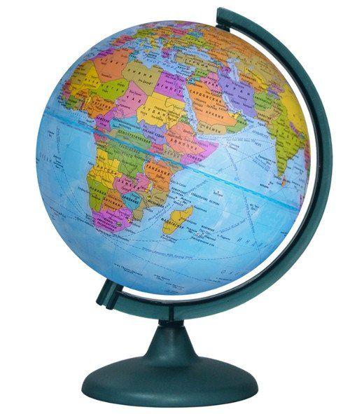 Глобус политический, 250 мм