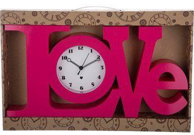 """Часы настенные кварцевые """"Love"""""""
