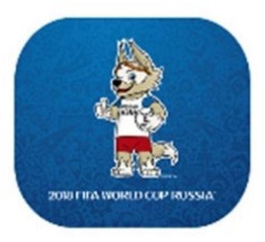Зеркало с крышкой ПаттернБрелоки, подвески, зеркала<br>Материал: дерево.©FIFA/ФИФА, логотипы официальной лицензионной продукции FIFA, а также эмблемы, талисманы, плакаты и кубки Чемпионата мира по футболу FIFA™ являются объектами авторского права и/или товарными знаками FIFA.<br><br>Год: 2018<br>Высота: 75<br>Ширина: 85<br>Толщина: 8